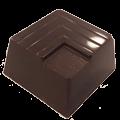 Fondant chocolade met ganache van thee
